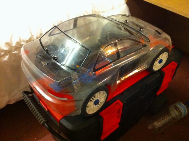 Carson Racing Vulcano converti Rallye Game Brushless !!! 426956IMG_0159