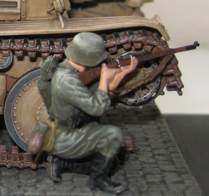 panzer Kpfw 38 t ausf F Tristar 1/35 427176Copiedemodles109009
