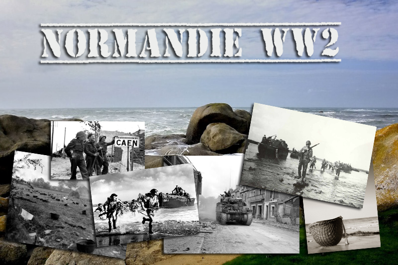 Normandie WW2