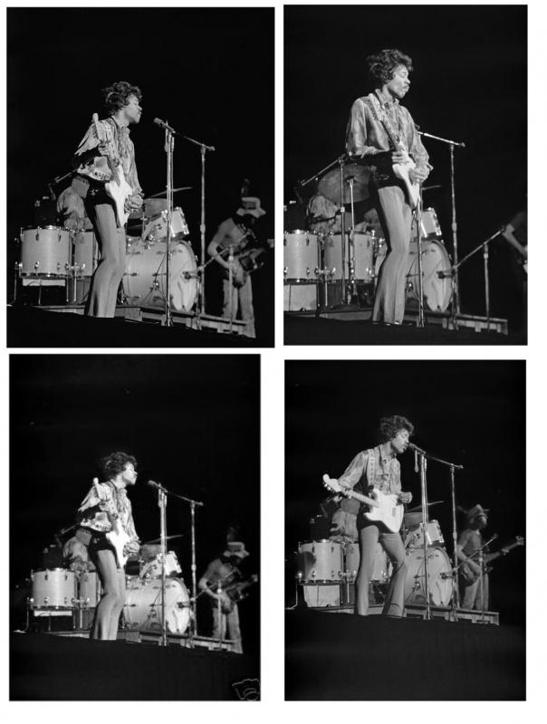 Oakland (Oakland Coliseum) : 13 septembre 1968  427586Image2