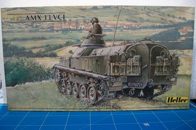 AMX 13 VCI 1/35ème Réf 81140 427637VCI000