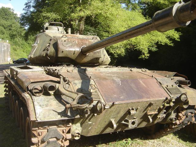 M-41 Walker Bulldog Hué 1968  428415M_41_four_a_chaux__6_