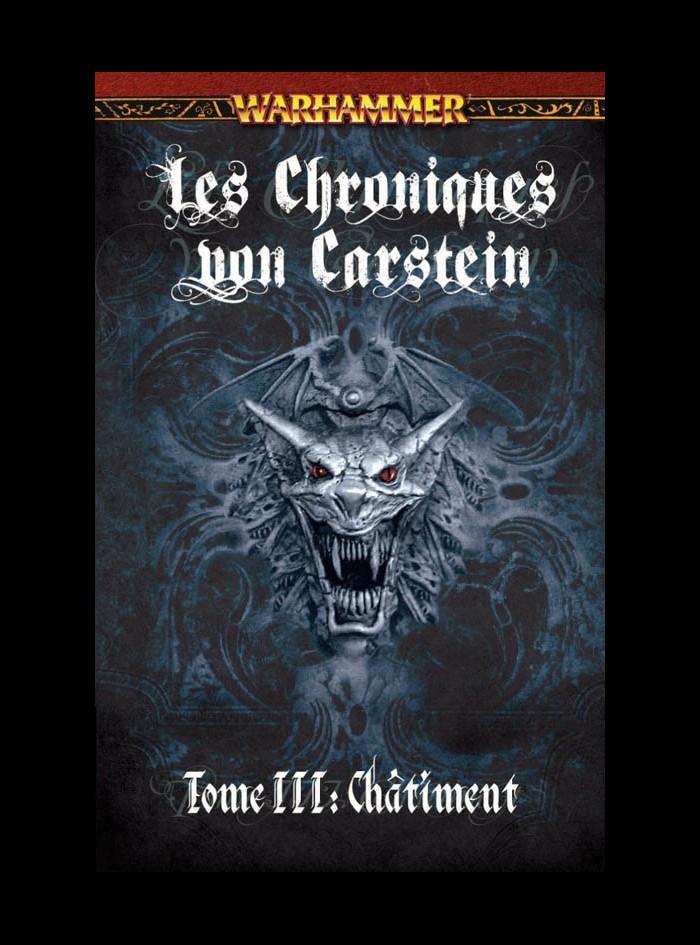 Trilogie Von Carstein par Steven Savile 428474leschroniquesvoncarsteiniiichatiment