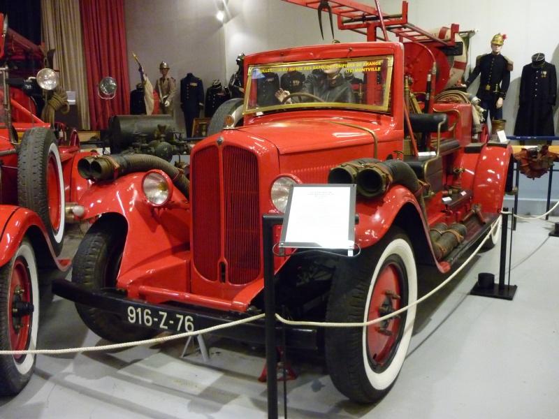 Musée des pompiers de MONTVILLE (76) 428728AGLICORNEROUEN2011057