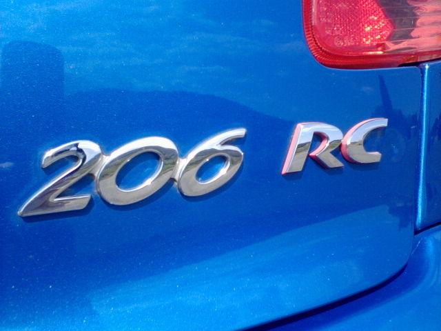 [BoOst] Peugeot 206 RCi de 2003 428919P2008151606