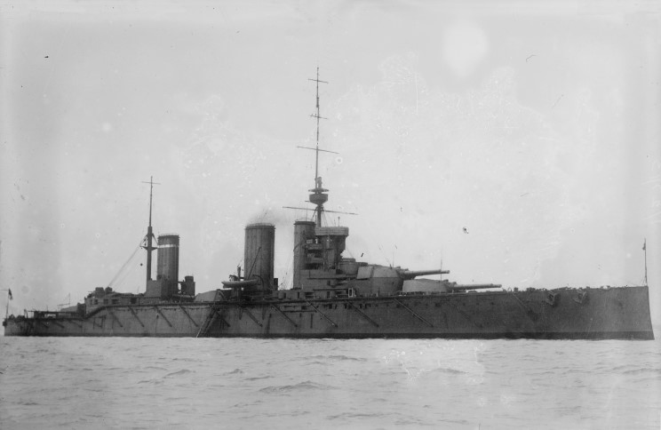 ROYAL NAVY CROISEURS DE BATAILLE CLASSE LION 429109HMS_Princess_Royal