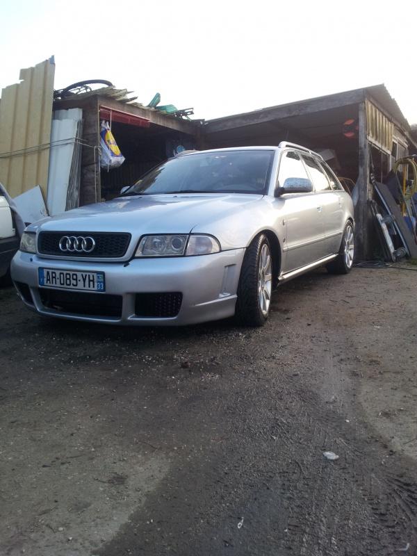 [Audi A4 B5 tdi 110]Mon Ptit T'audi N'a 4 42926620130301182814