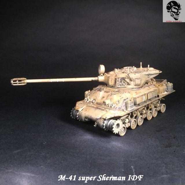 M-51 Super Sherman IDF - Academy 1/35 429291IMG4891