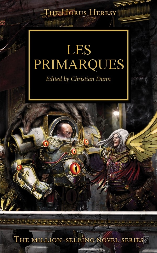 [Horus Heresy] The Primarchs - Page 6 429370Primarchscoverfr