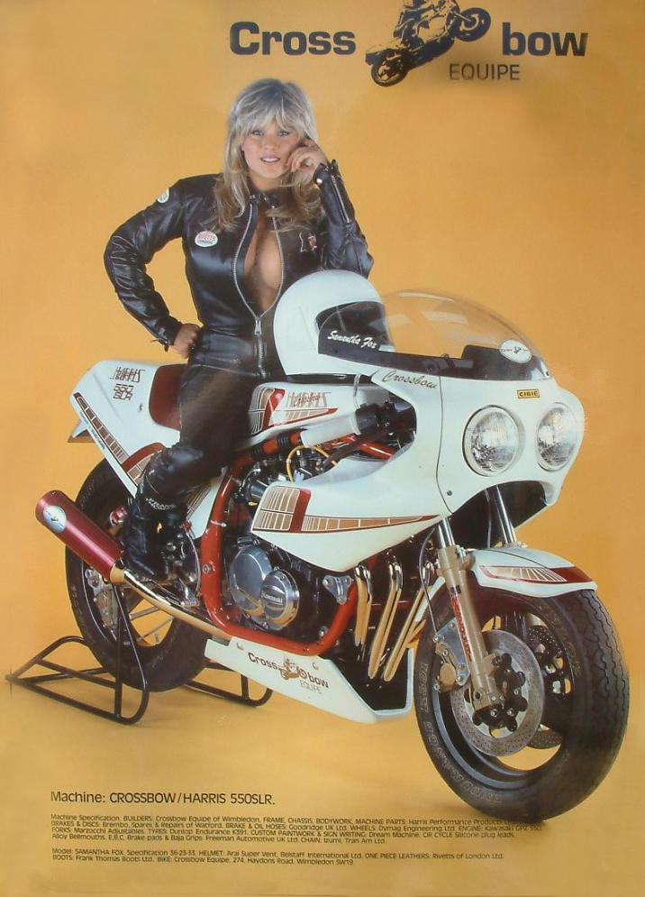 Samantha  et sa moto 429727SamanthaFoxMotorcycle11