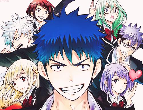 [ANIME/MANGA] Yamada-kun and the Seven Witches (Yamada-kun to 7-nin no Majo) 430164Yamadakunto7ninnoMajo