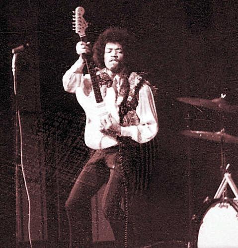 Stockholm (Konserthuset) : 8 janvier 1968 [Second concert]   43080619680108secondshow