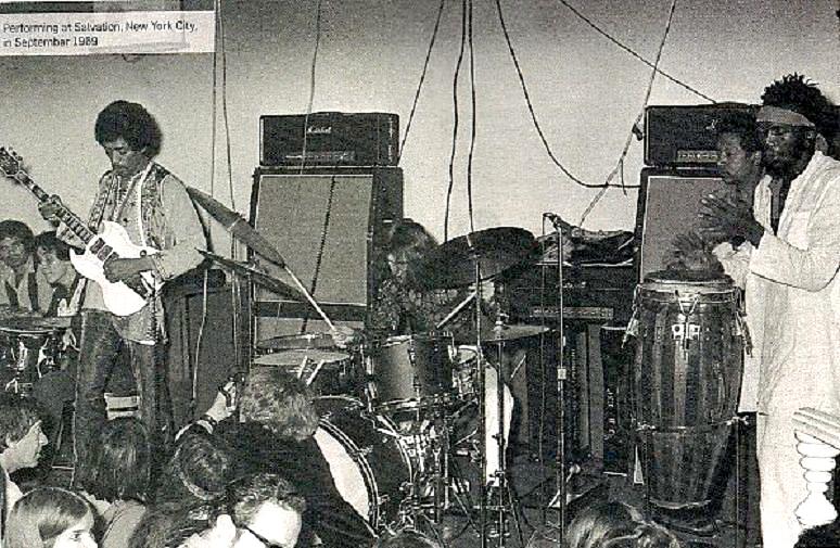 New York (Salvation) : 10 septembre 1969 43098619690910