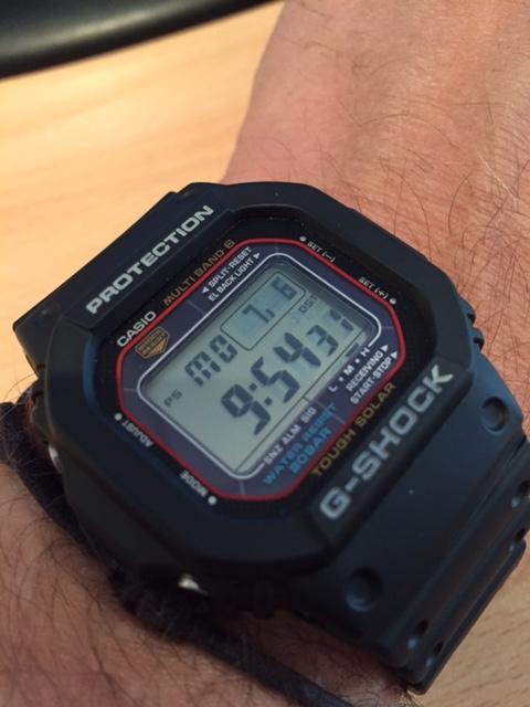 Casio G-Shock 431374GWM561001