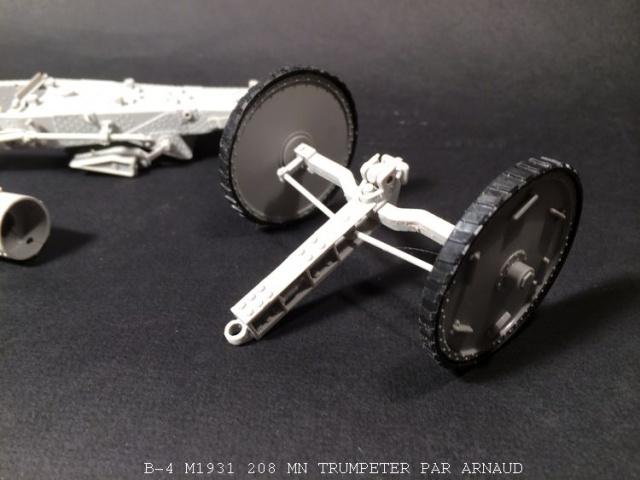 un B-4 M1931 203 mn (le marteau de Staline trumpeter 1/35 431971shridanetplamier012