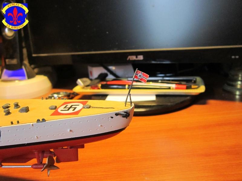 Croiseur de bataille Scharnhorst  au 1/350 de dragon - Page 8 432538IMG30901
