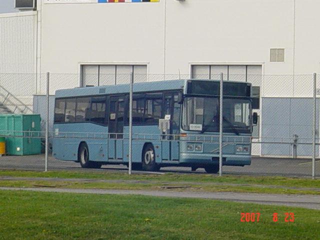 Volvo bus chez Aral 433904zzz9b016