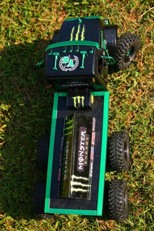 Mack 6x4 Monster Energy (FINI en attente d'un arceau) 433908IMG8106