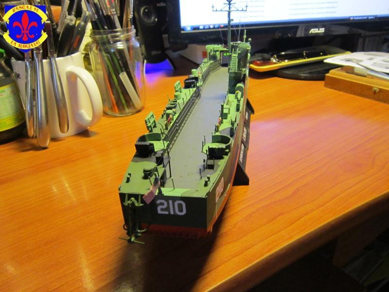 U.S. Navy Landing Ship Médium (Early) au 1/144 de Revell par Pascal 94 - Page 13 434505IMG43501