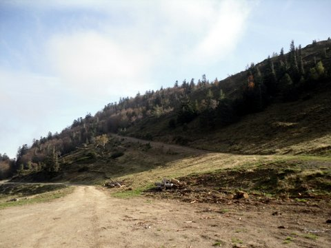 Gros trail et ++ en balade  à Axat , samedi 4 Octobre 434939SDC18213