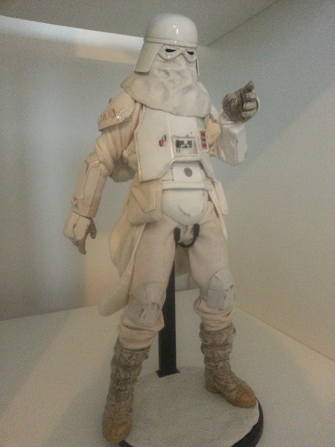 red360 review's : Star Wars Battle Of Hoth: Snowtrooper by Sideshow 43550420130426164931