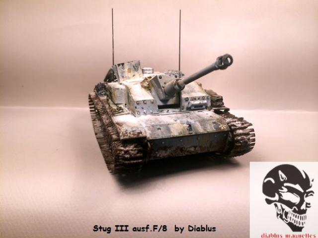 Stug.III Ausf.F/8 late production Dragon 1/35 435766fingazetfig027