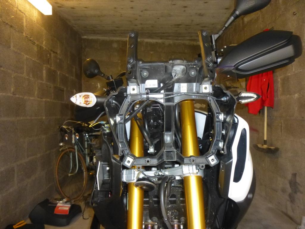 Montage clignotants led Yamaha 436307P1020401