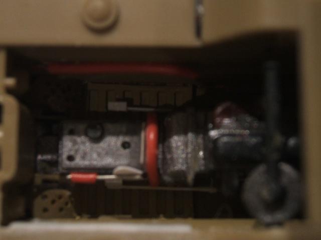 SdKfz 2 Kleines Kettenkraftrad [TAMIYA] [montage terminé] avec remorque transport de bombes [scratch] [terminé] 436424DSCF6872