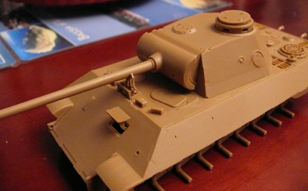 Panzerkampfwagen Panzer V Panther Ausf D. 436590panther09