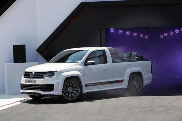 Wörthersee 2013 : Volkswagen Concept Amarok R-Style 436776VolkswagenAmarokRStyleConcept