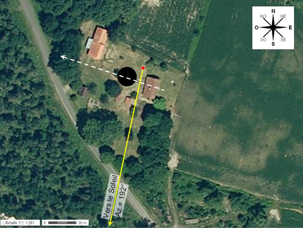 1998: le /05 à 14h30 - Un phénomène ovni surprenant - Bélis - Landes (dép.40) 437355Ln1
