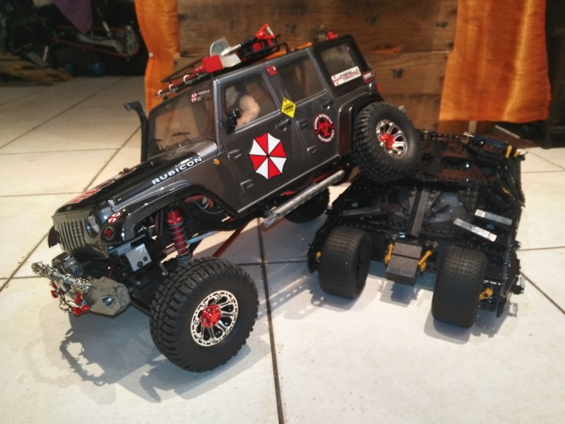 axial Scx10 - Jeep Umbrella Corp Fin du projet Jeep - Page 8 437406IMG20170223144239
