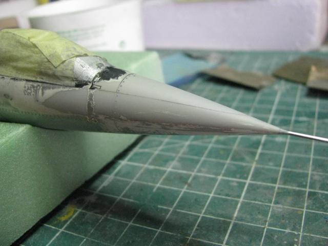 DUO: F-104N (NASA) + F-104G (BAF) Hazegawa 1/48  437622IMG5445