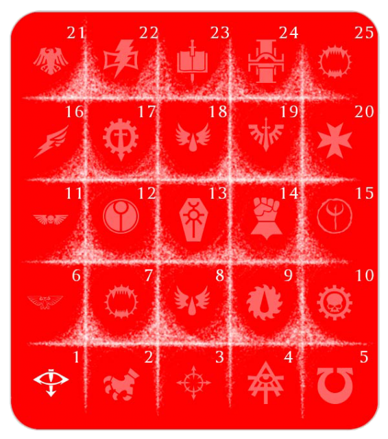 Black Library Advent Calendar 2014 437745Avent1