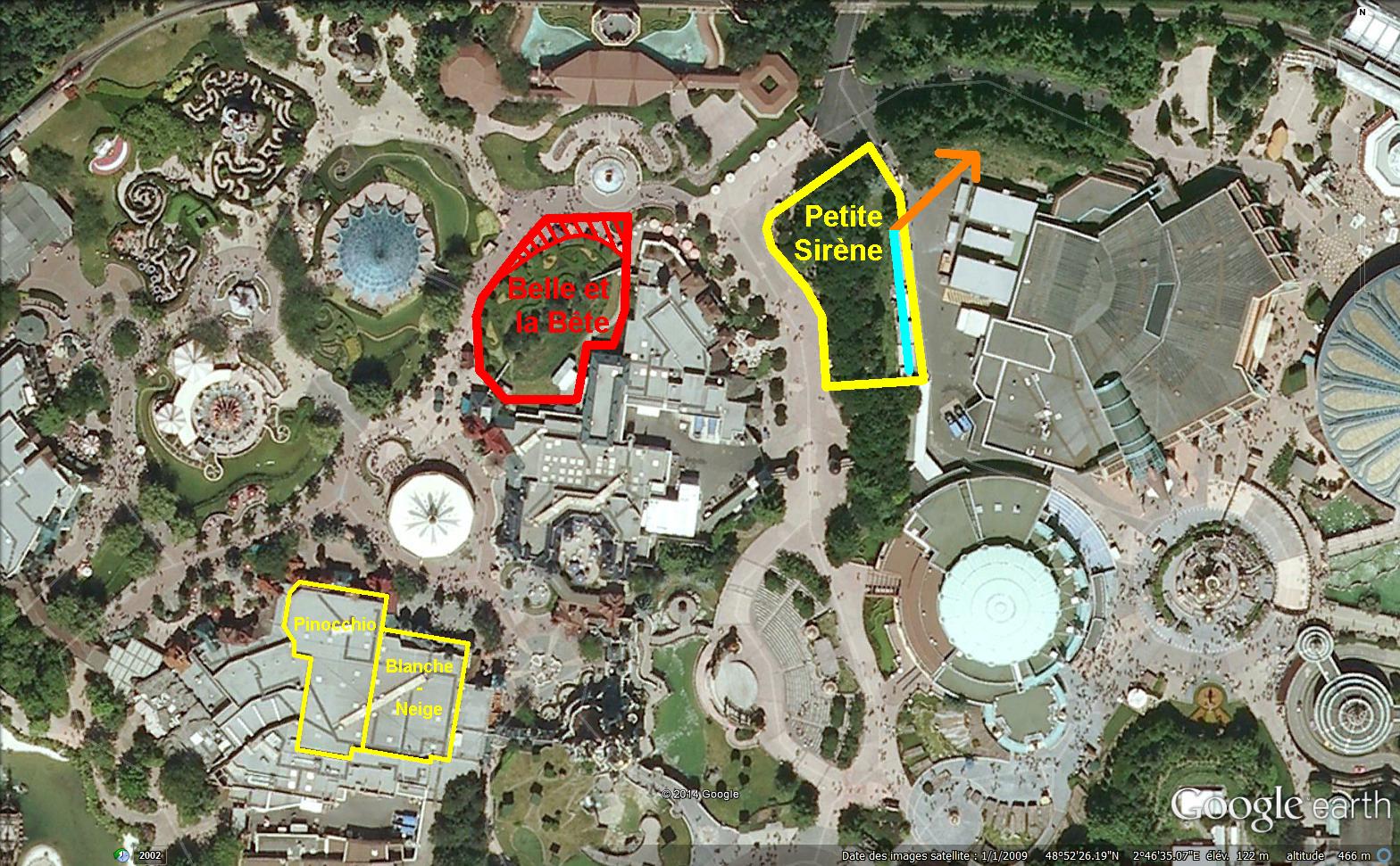 Disney-MGM Studios Europe, le master plan d'origine 437808Fantaabandproj