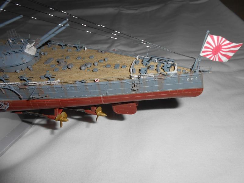 HMS Cornwall Croiseur Pesant 1/350 de Trumpeter 438432DSCN6998