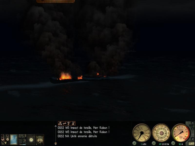 Silent Hunter III : rapports de patrouille. 438446Patr2