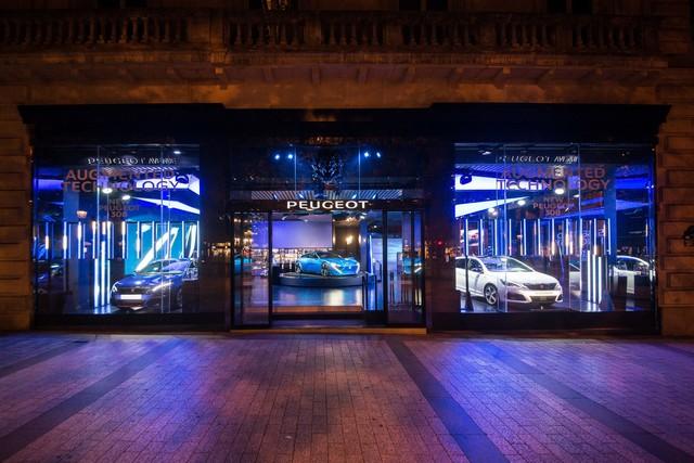 Une nouvelle animation « Augmented Technology » au Peugeot Avenue Paris 439551PeugeotAvenueS14ByAuditoireStephaneAitOuarab39