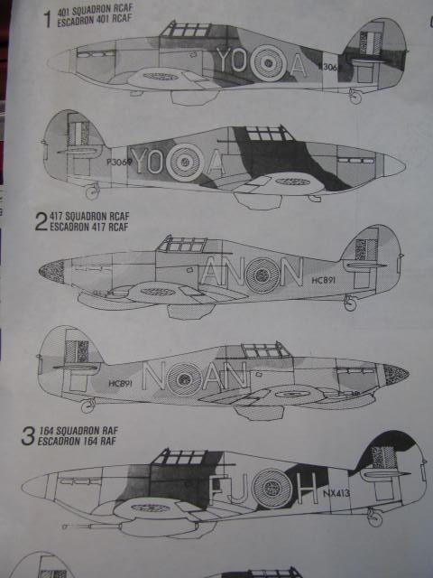 Hawker Hurricane Mk IId Trop 6 Sqn 1942 Hobbycraft 1/48.... Terminé! 439773IMG0832