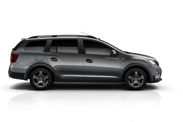 Et de quatre ! La famille Stepway s'agrandit avec Nouvelle Dacia Logan MCV Stepway 4397948735316