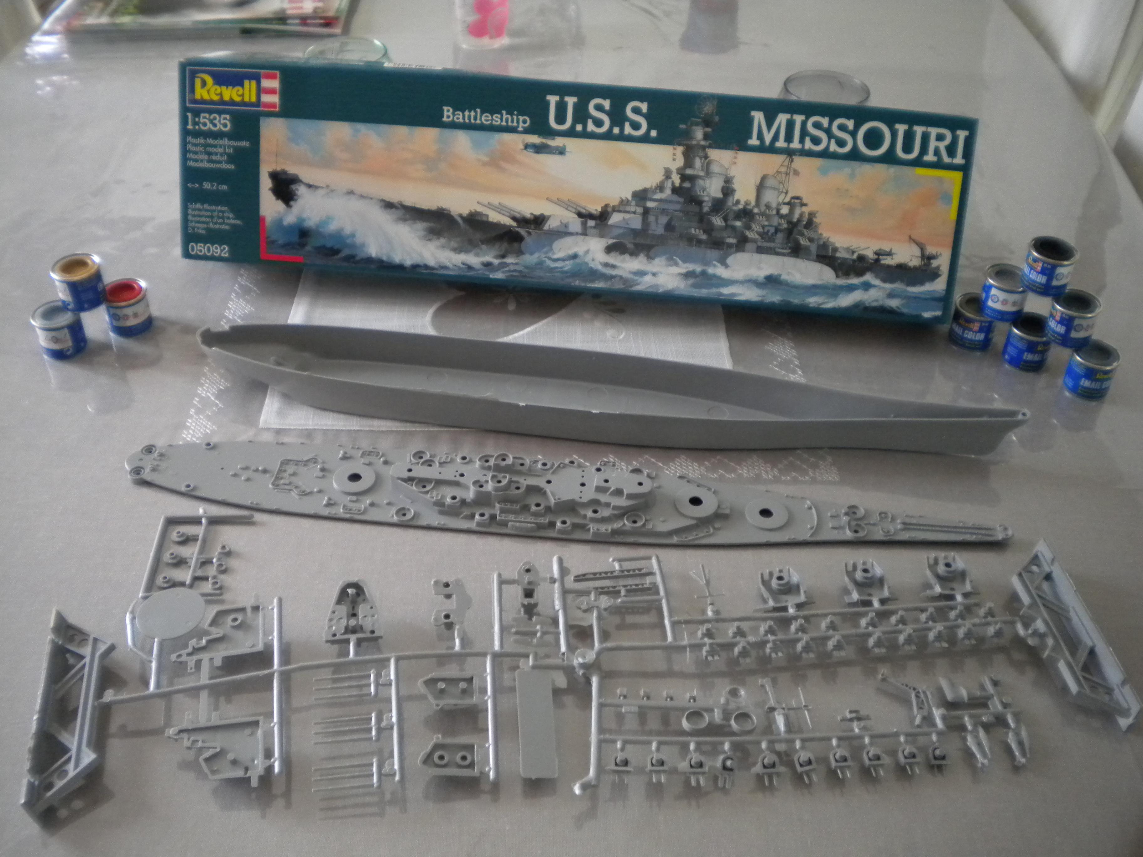 U.S.S MISSOURI 440731DSCN6441