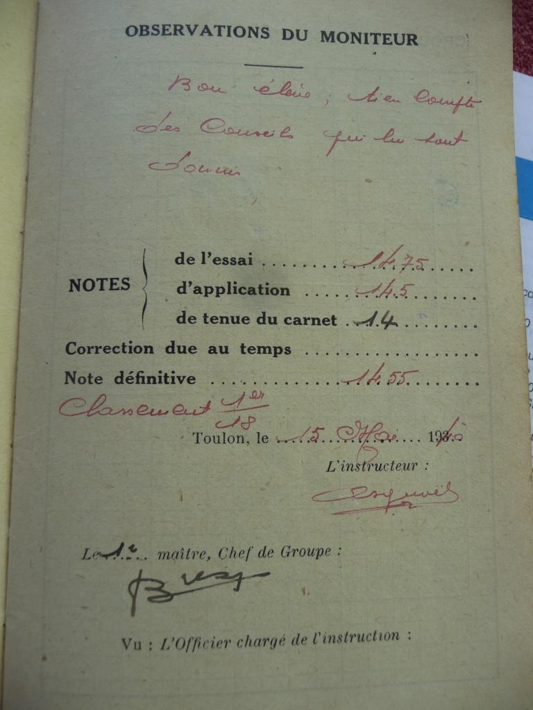 GROUPE ÉCOLE DES MÉCANICIENS ( Tome 2 ) - Page 39 441147p1040959