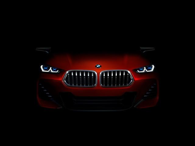 BMW Group au salon de Detroit NAIAS 2017 441363P90232976highResbmwconceptx20920