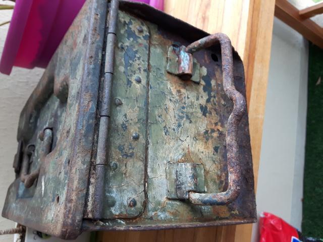 Caisse d'entretien pour Canon 2cm flak CAMOUFLÉE 44181820170205102130