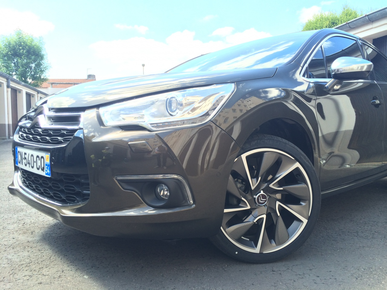 Ma DS4 HDI110 Executive hickory 442064IMG8437