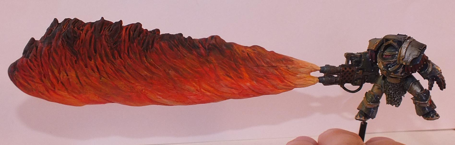 1ère figurines pour diorama Istvaan V - Page 3 442997DSCF5036