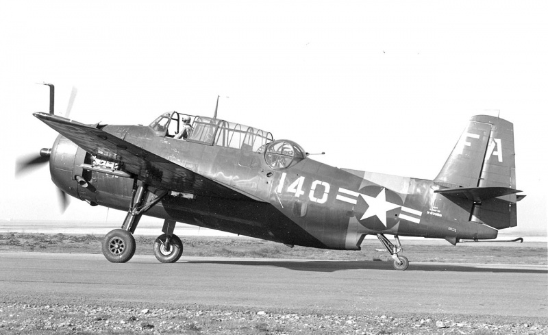 LTV A-7 Corsair II [NOUVELLE VERSION] 443145GrummanAvengerUSN10