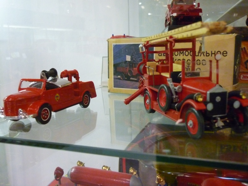Musée des pompiers de MONTVILLE (76) 443468AGLICORNEROUEN2011141