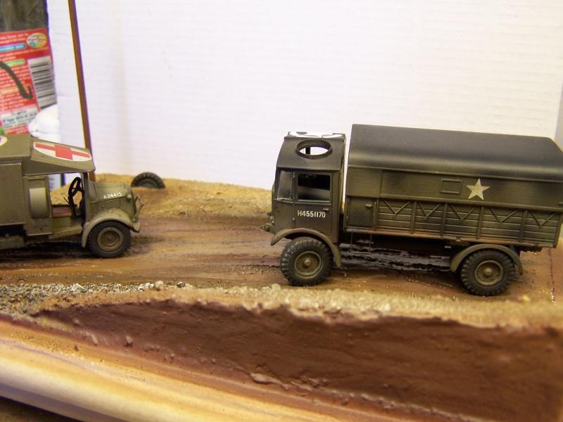 AEC Matador et Ambulance Austin K2 443530MatadorAustinK2015