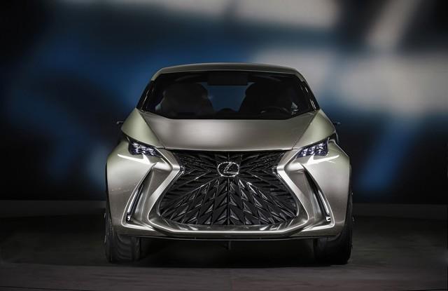 Le Lexus LF-SA Concept Révélé En Première Mondiale 445526LEXUSLFSA18GENEVAMS2015